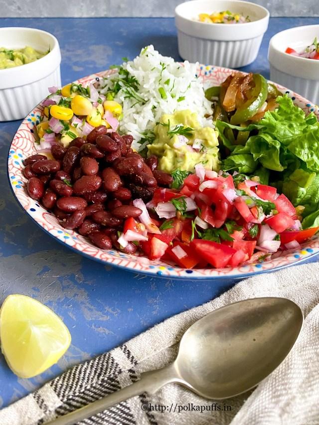 Chipotle Copycat Burrito Bowls | Vegan & GF