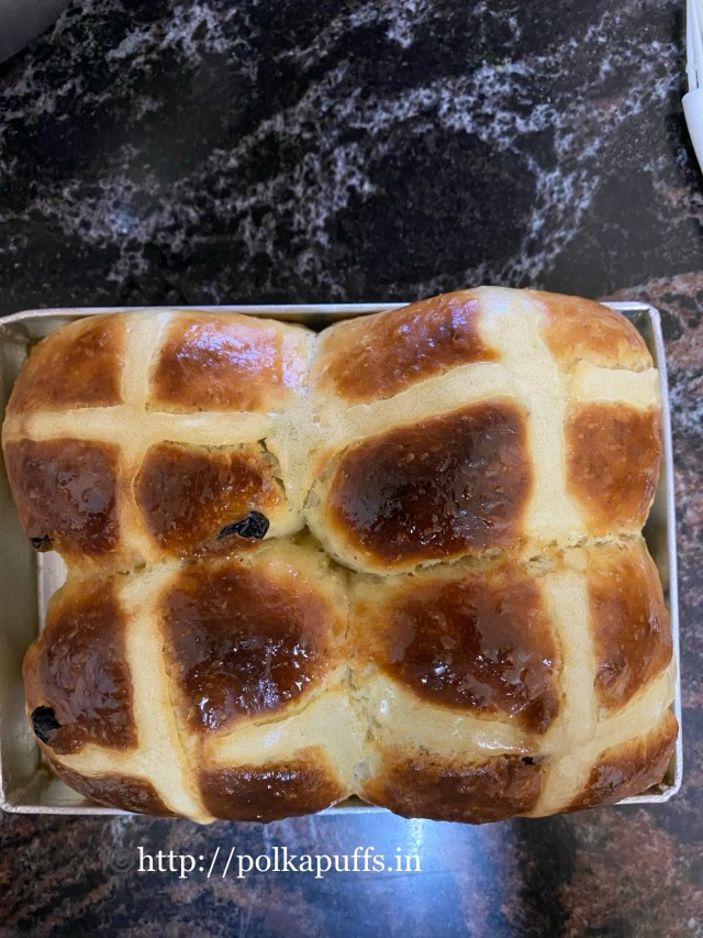 Hot Cross Buns | Easter Hot Cross Buns