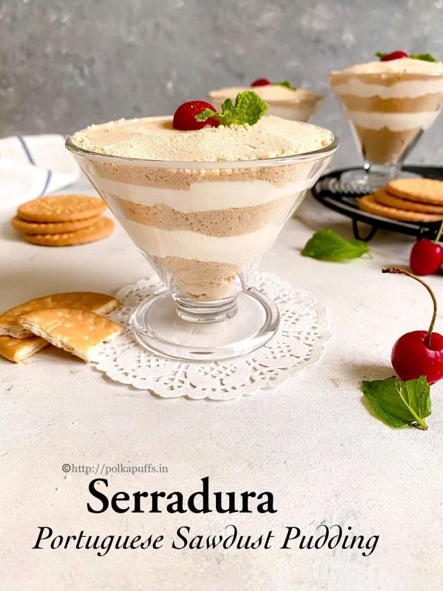 Serradura | Portuguese Sawdust Pudding