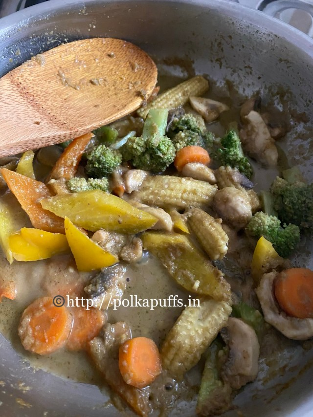 Vegan Thai Green Curry Recipe | Thai Green Curry Paste