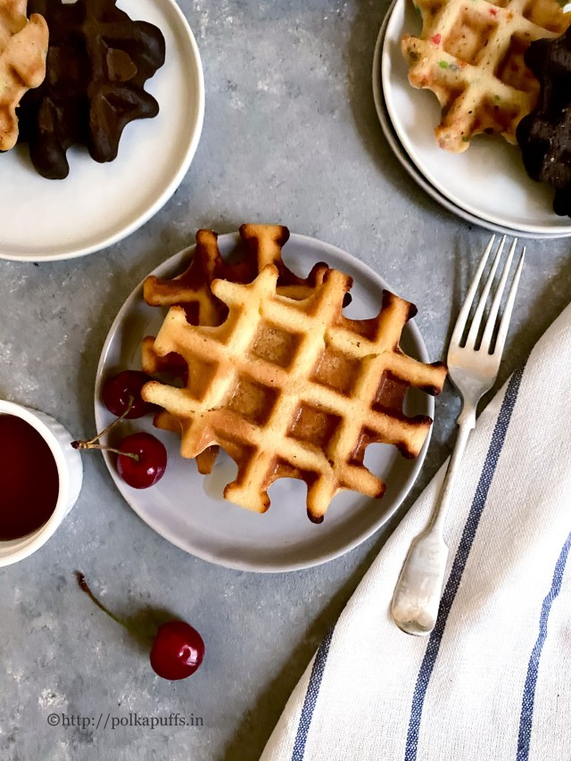 Vegan Waffle Recipe | Waffle Recipe
