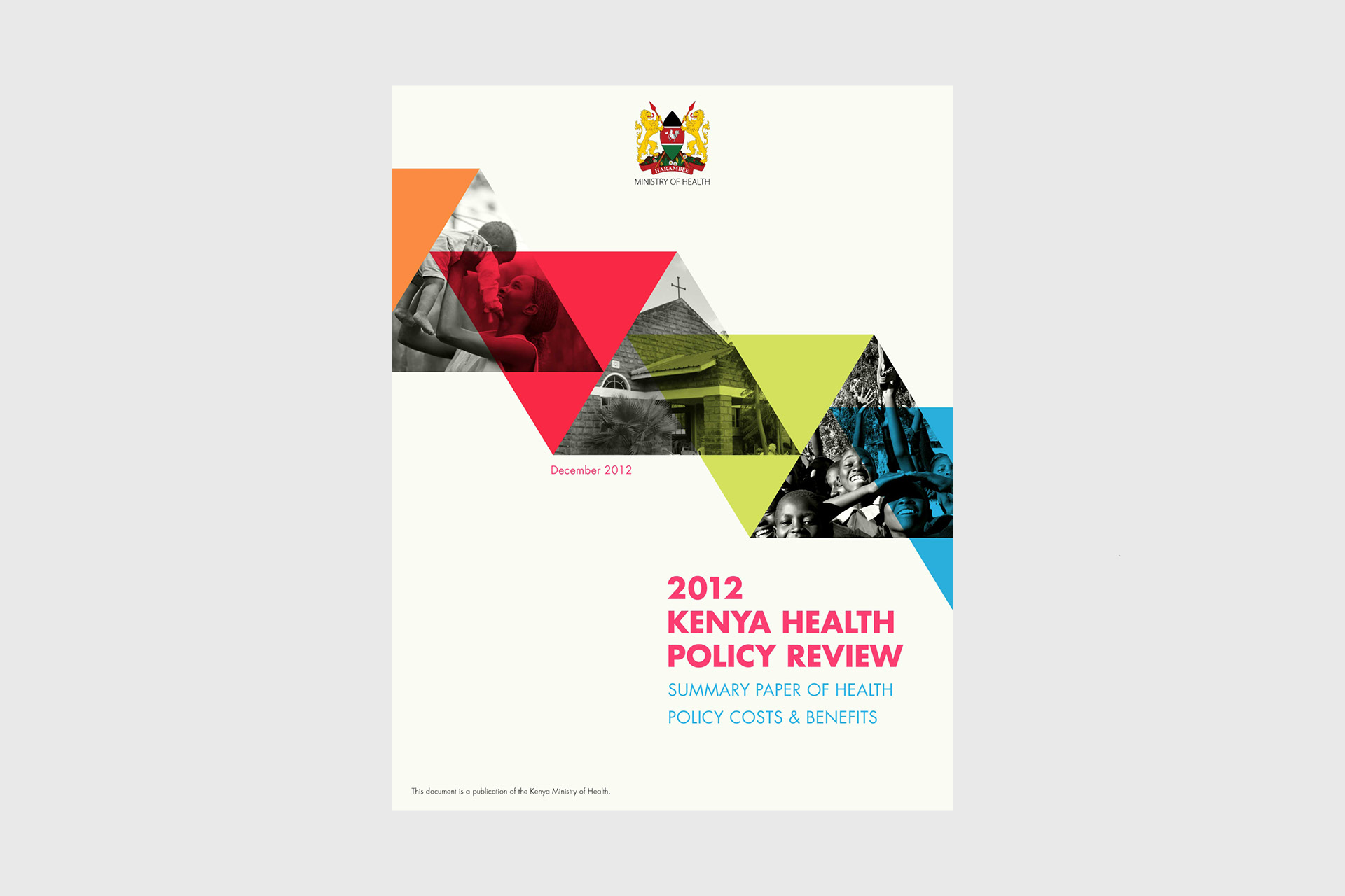 Kenya Ministry of Health Independent Report