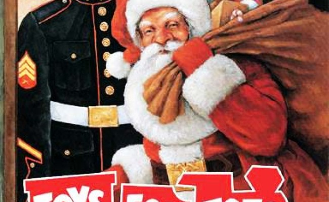 U S Marine Corps Toys For Tots Campaign Collection
