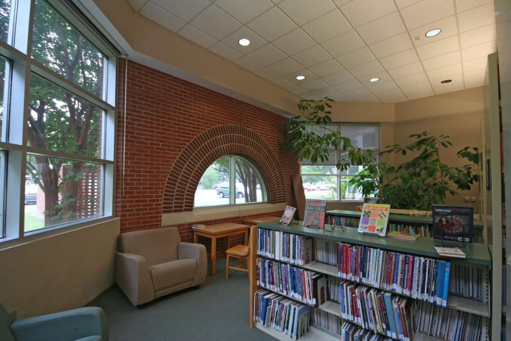 Faulkner County Library  Polk Stanley Wilcox Architects