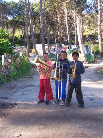 Can You Help ?-Brass band instruments (2nd hand) for South African Youth Uplifment Project (2/2)
