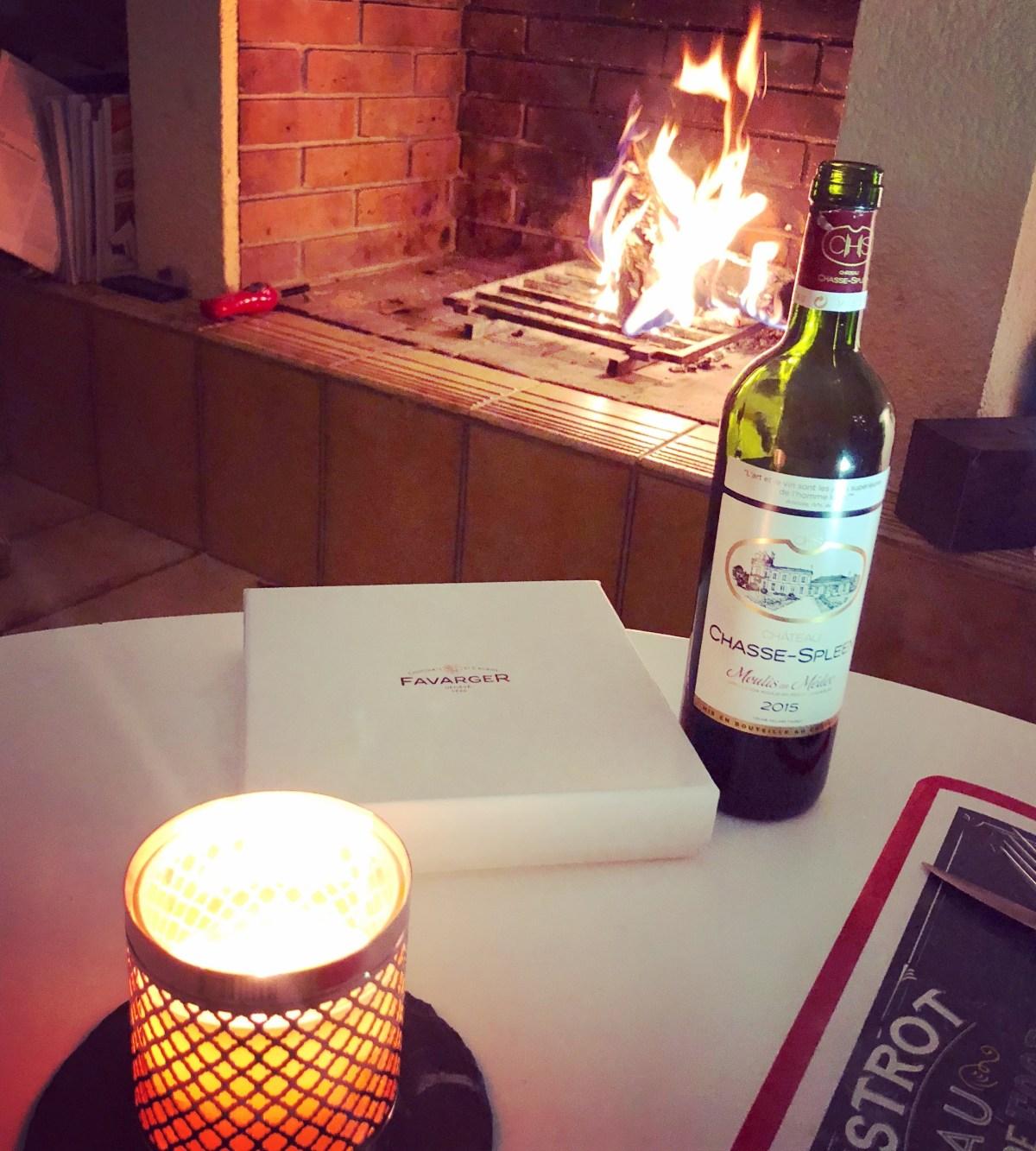 Rachel's evening rituals