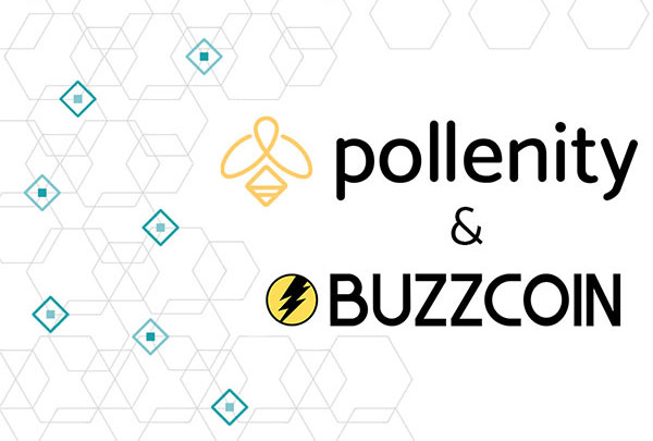 BuzzCoin partners with Pollenity for Sustainable
