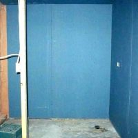 Blue Drywall