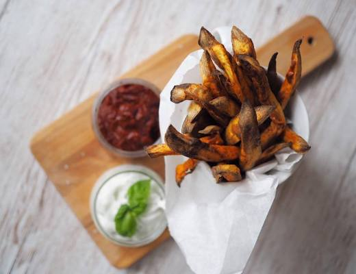 Sweetpotato Fries