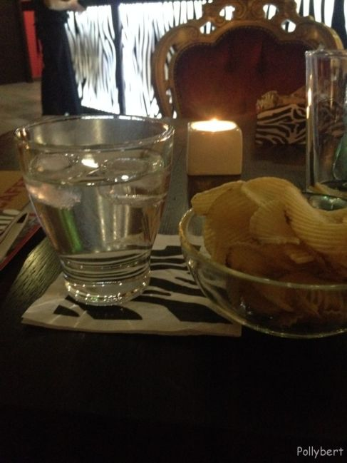 G&T with a little snack always works @Zagreb