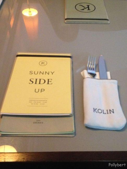 menu @Das Kolin