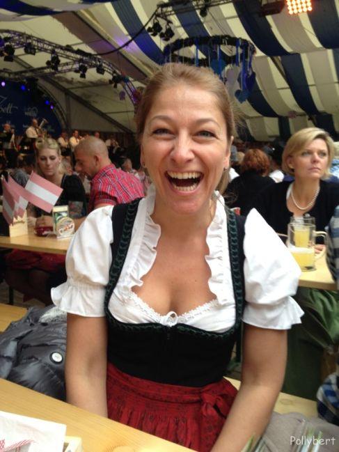Pollybert @Wiener Wiesn