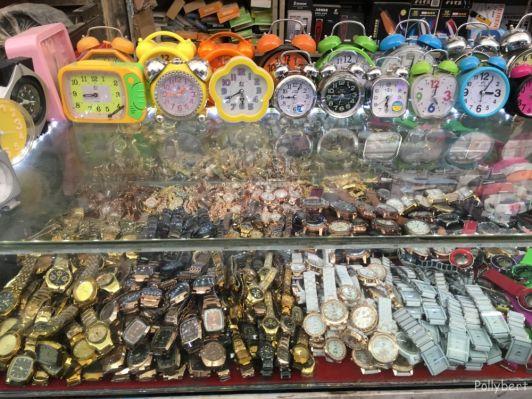 need a watch? @daily market Kashgar