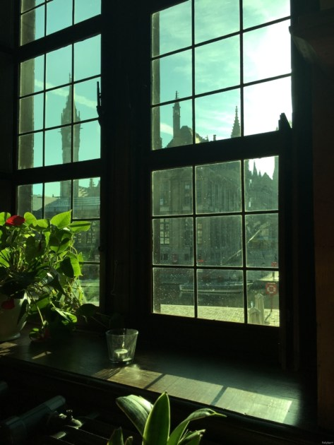 good morning in Ghent