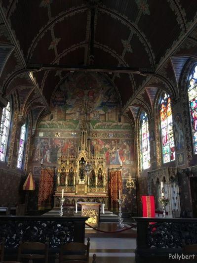 Basilica of the Holy Blood @Bruges
