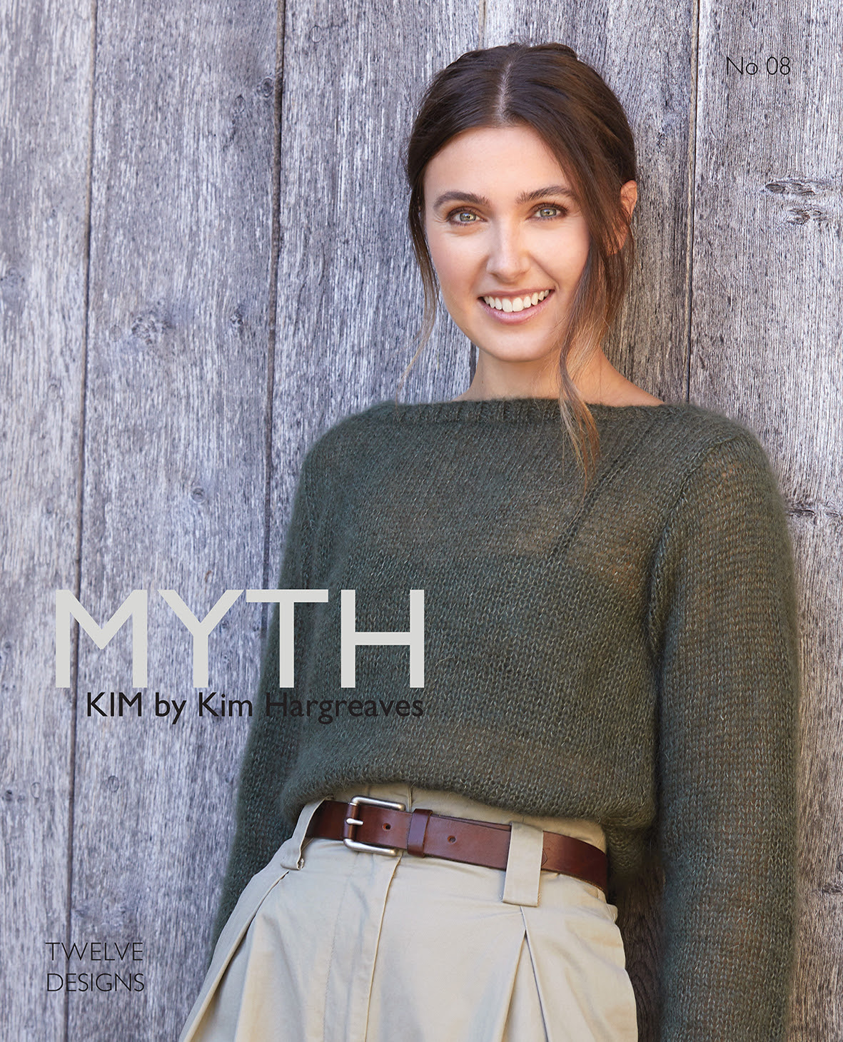 New Kim Hargreaves book MYTH