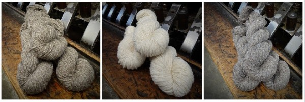 New yarn packs for hand dyeing at Blacker Yarns