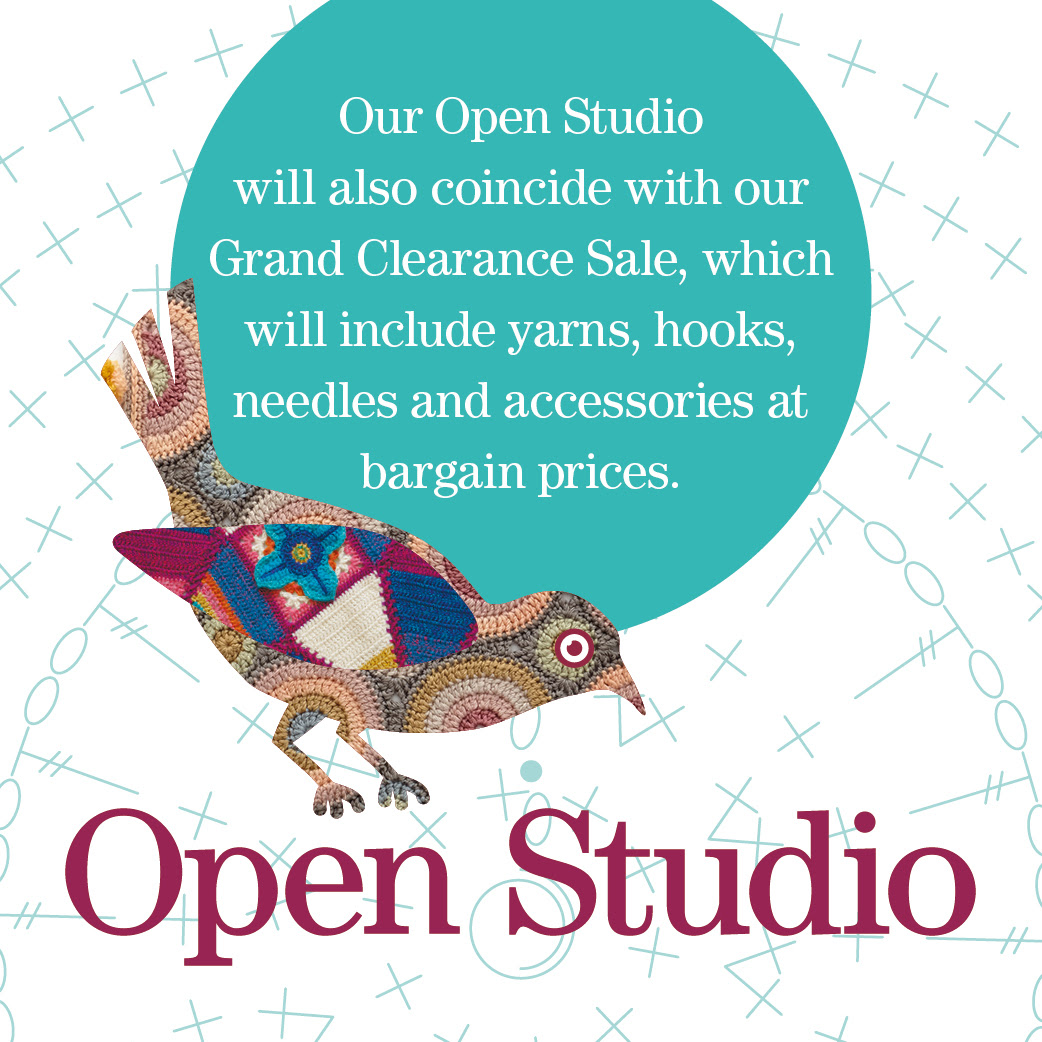 Winter open day at Janie Crow