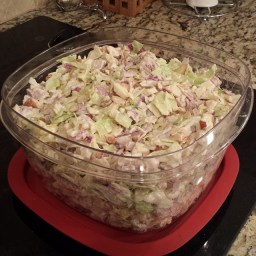 My Famous Chicken Salad Recipe