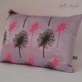 handmade silk cushion