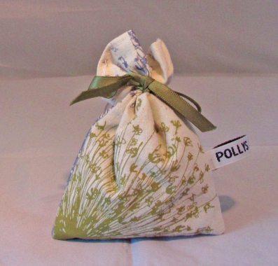Olive Lavender pouches