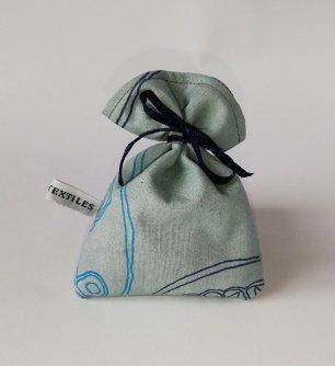 handmade lavender pouch