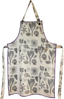 aprons with shells