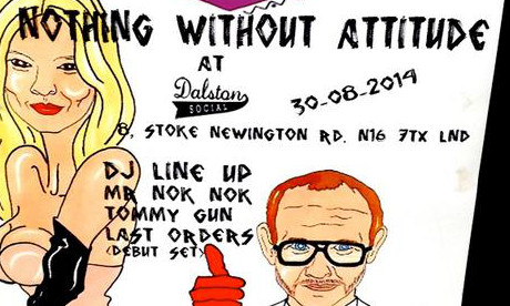 When edgy becomes idiotic: the Dalston Social poster debacle