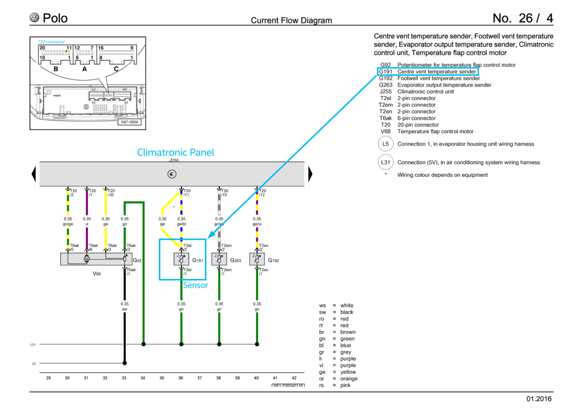 Swap Manual Climatic AC to Climatronic AC
