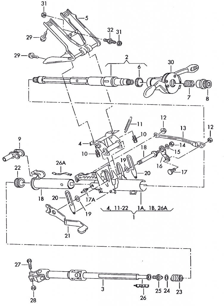 vw polo 6n wiring diagram for thermostat wires to a outside air conditioner unit the repair | volkswagen clutch pedal