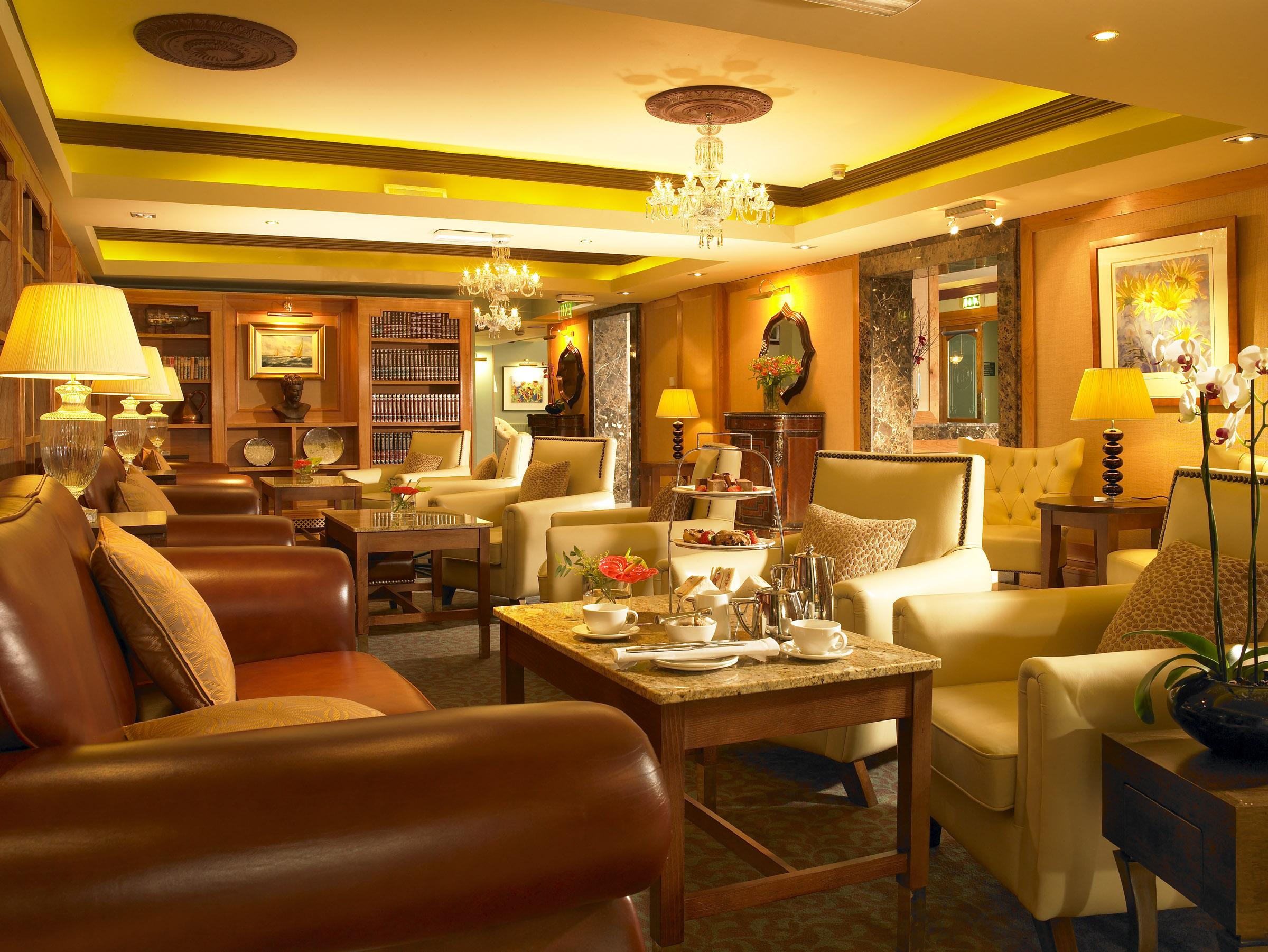 Review Castlecourt Hotel Westport