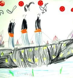 titanic ulster folk museum rosa  [ 3260 x 2164 Pixel ]