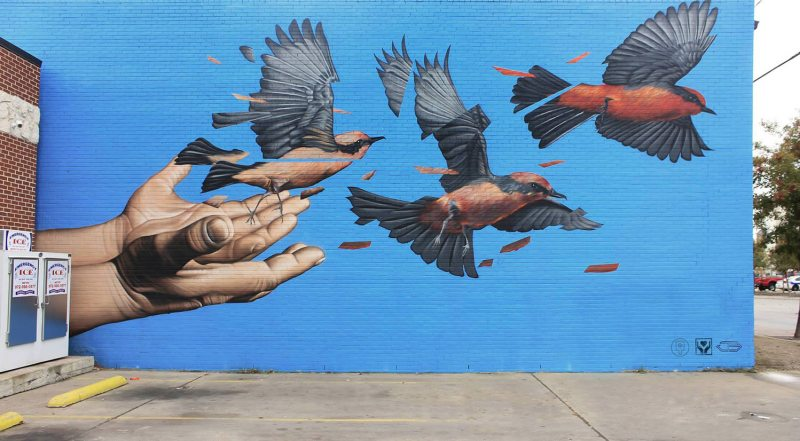 James Bullough street art mural arte urbano10