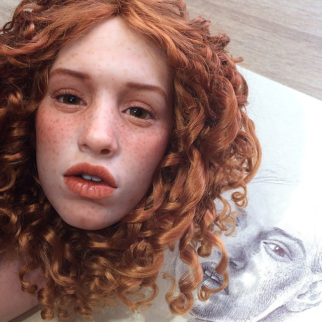 Michael Zajkov the most creepiest dolls10
