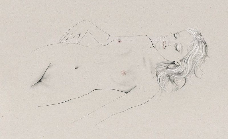Kelly Thompson sensual illustration Cultura Inquieta 15
