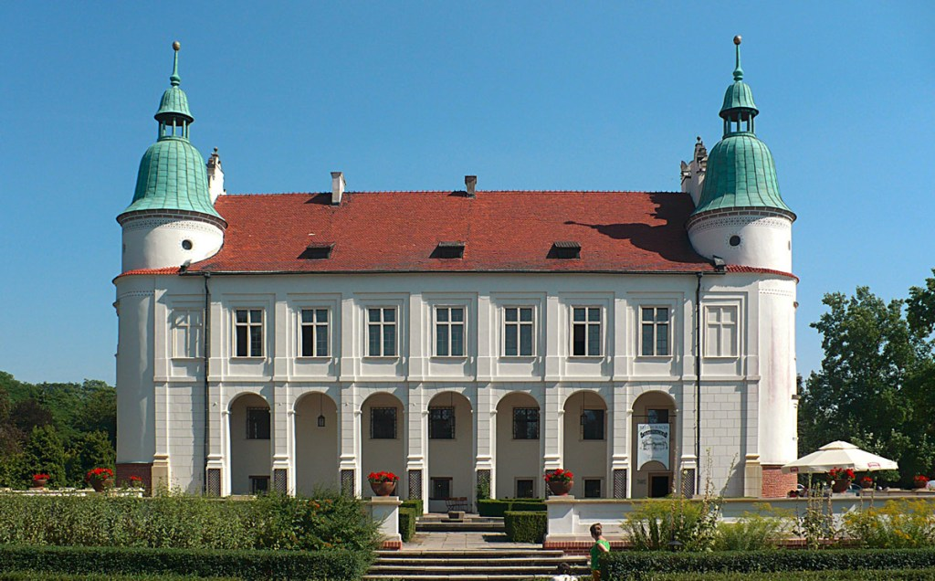 Château à Baranów Sandomierski