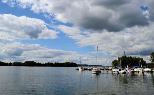 Le lac Drawsko