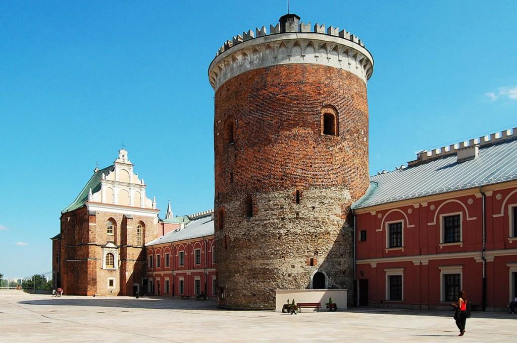 Lublin - château