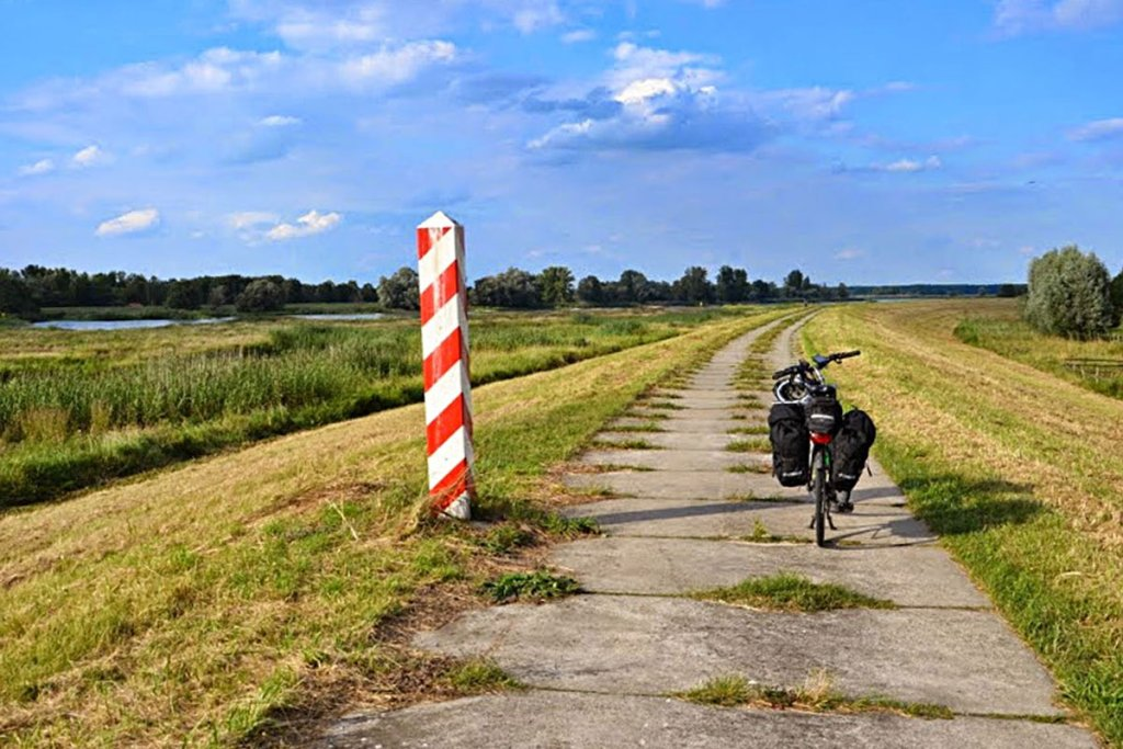 Sentier de l'Oder