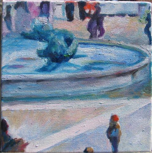 6, 2010, 20x20cm