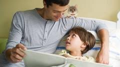 【對話】父子床邊故事