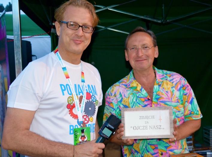 Radio Polonia Sport – 2018-03-RPS - Maraton Beskidy, Boso przez świat. Goście audycji: Edward Dudek i Wojciech Cejerowski