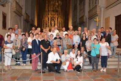 Msza św. w Augustinerkirche