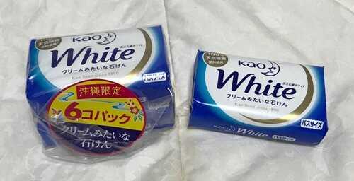 固形石鹸 シャンプー 白髪1