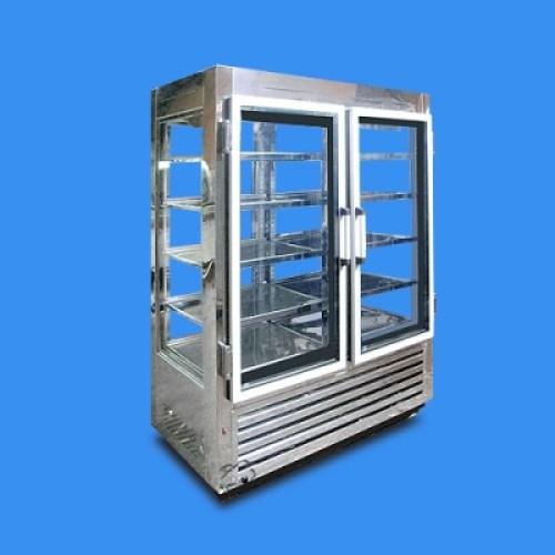 Refrigerador-vertical-2-puertas-en-vidrio-exhibicion