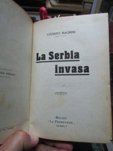 LA SERBIA INVASA - LUCIANO MAGRINI