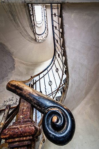 Staircase_Somewhere in Vienna
