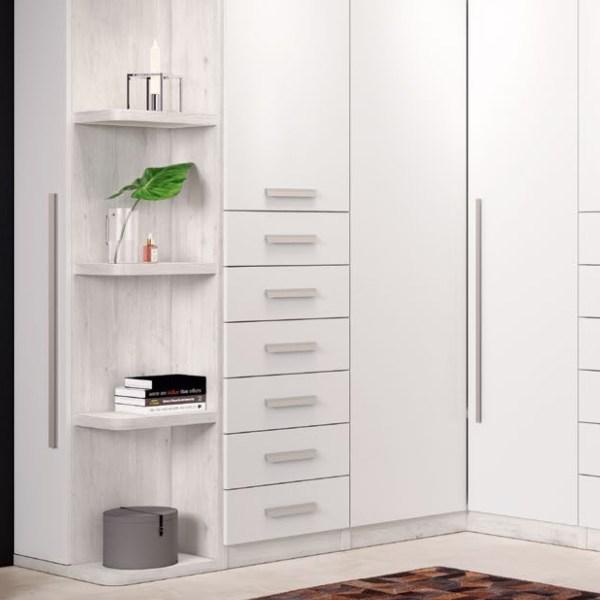 armario zapatero dobby detalle muebles polque