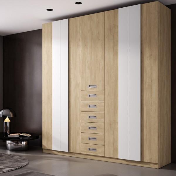 armario cajones nott muebles polque