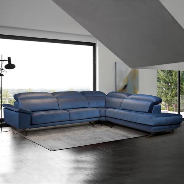 sofa 3 palazas gold muebles polque